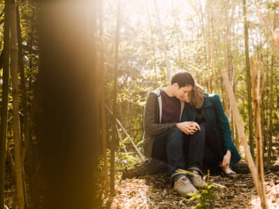 A South Congress Engagement Session in Austin, Texas