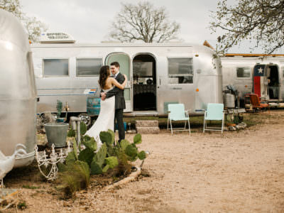 An Outdoor Wedding at Three Points Ranch in Austin, Texas