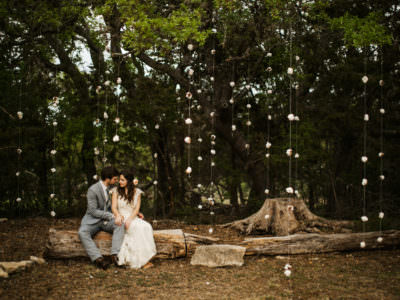 A Charming Hill Country wedding at Fischer Hall in Fischer, Texas