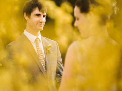 A Spring wedding at LBJ Wildflower Center in Austin, Texas