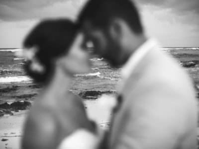A beach destination wedding at the Barcelo Maya in Riviera Maya, Mexico