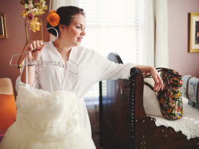 A brunch wedding at Taylor Mansion in Taylor, Texas