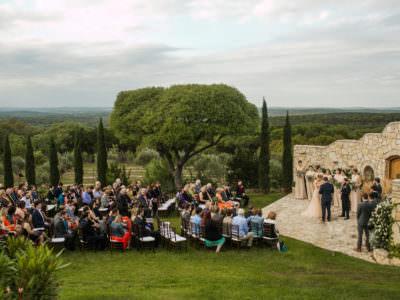 A desert bohemian Rancho Mirando Wedding in Fischer, Texas