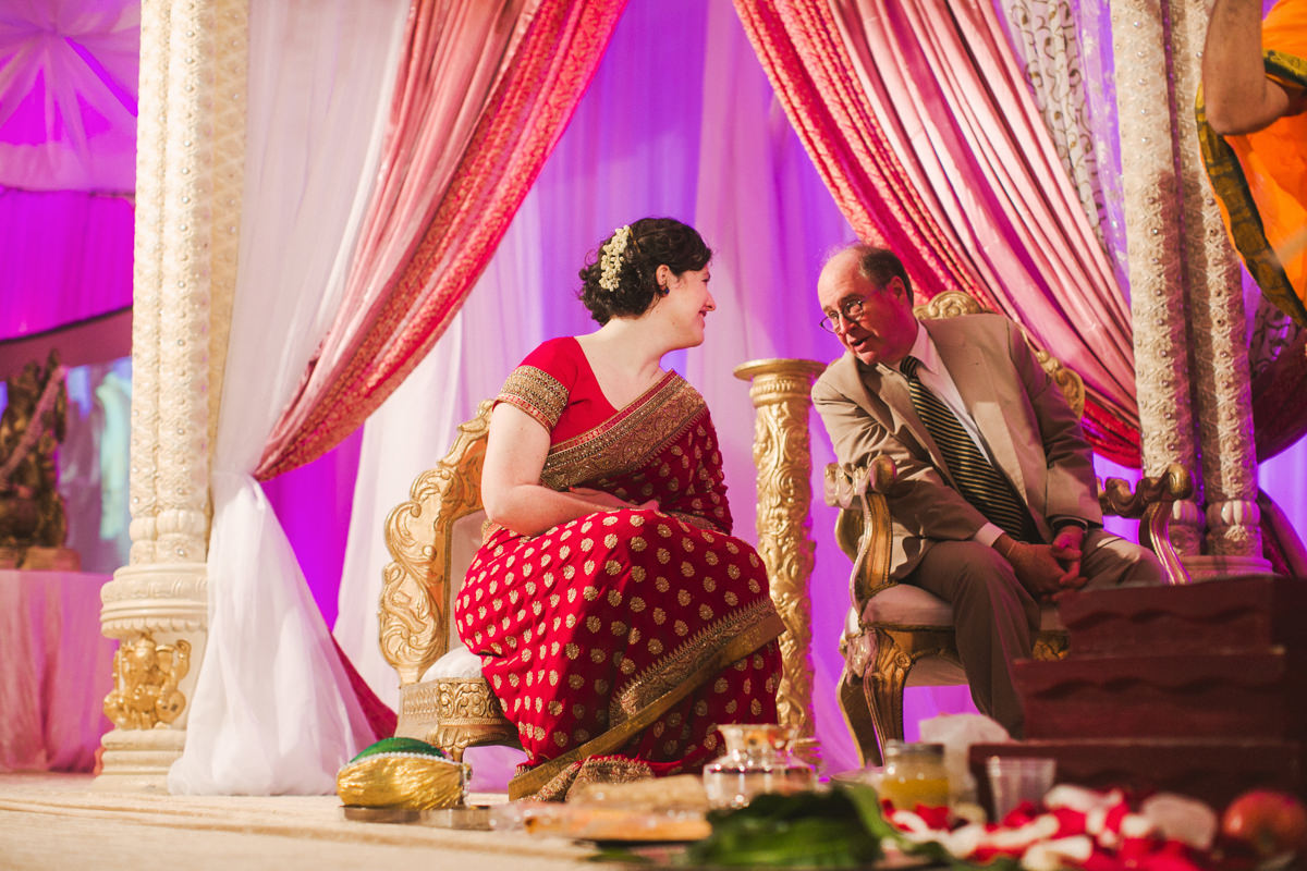 Indian Wedding Ceremony at Hilton Americas in Houston, Texas ...