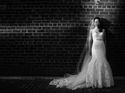 A distillery historic district wedding at archeo in downtown Toronto