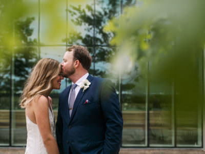 A Summer Wedding at Prospect House in Dripping Springs, Texas